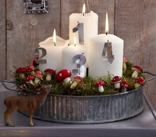 weihnachtsdeko winterzauber f r haus und garten selbst gemacht. Black Bedroom Furniture Sets. Home Design Ideas