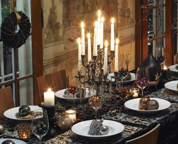 Festliche Tischdeko Fur Weihnachten