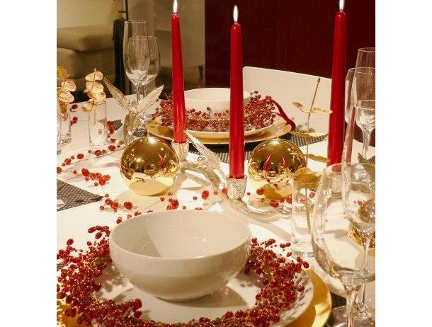 festliche tischdeko f r weihnachten. Black Bedroom Furniture Sets. Home Design Ideas